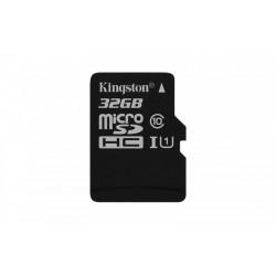 Kingston microSD  32GB Canvas Select 80 10MB s
