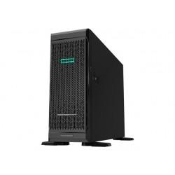 HPE ProLiant ML350 Gen10 XeonB 3104 6Core 1.70GHz 10MB 1x8GB RDIMM 4xNonHotPlug 3.5in SA S100i SATA 500W 3yr NBD