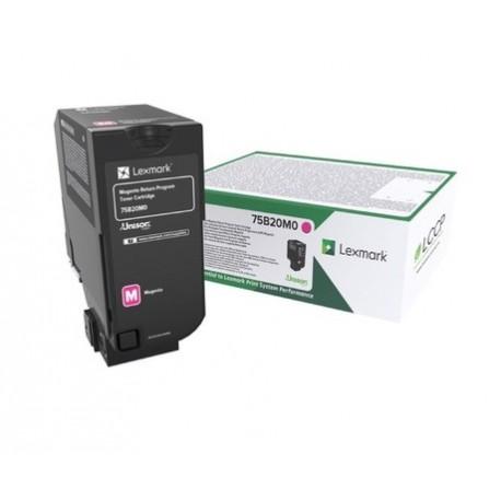 Lexmark Toner CS CX727,CS728 MAGENTA 10K 75B20M0