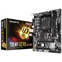 Gigabyte Płyta główna GA-78LMT-S2 R2 AM 3+ AMD760G 2DDR3 RAID uATX
