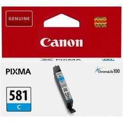 Canon oryginalny ink CLI581 C, cyan, 5,6ml, 2103C001, Canon PIXMA TR7550, TR8550, TS6150, TS6151, TS8150, TS81