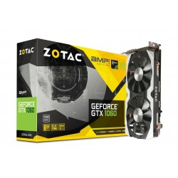 ZOTAC Karta graficzna Geforce GTX 1060 AMP! 6GB GDDR5 192BIT 3DP/HDMI/DVI