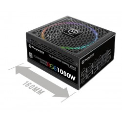 Thermaltake Toughpower Grand Riing 1050W Platinum 230V, 8xPEG, 14 cm
