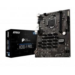 MSI H310F PRO s1151 H310 2DDR4 USB3 ATX