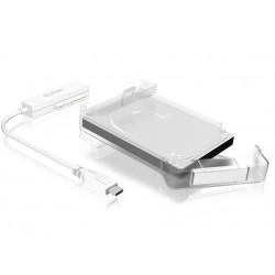 IcyBox IBAC703C adapter + obudowa 2,5