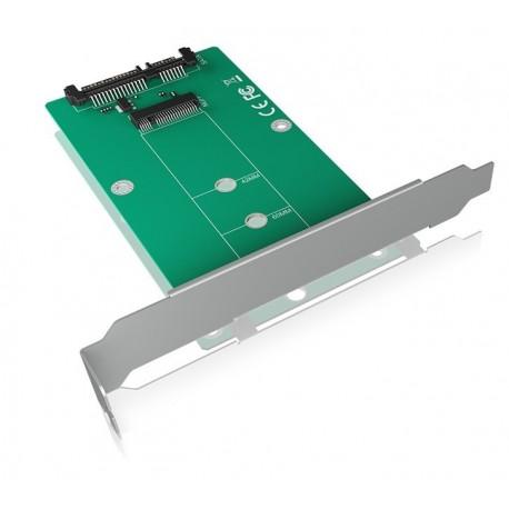 IcyBox IBCVB516 konwerter M.2 SATASATA