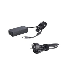 Dell Power Supply EU 65W AC Adapter with power cord (kit)