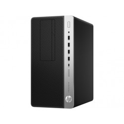 HP Desktop ProDesk 600MT G3 i5-7500 / 500GB / 8GB / DVD / Win10P  1JZ86AW