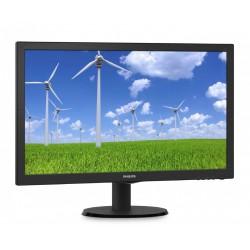 Philips 23.6 243S5LDAB LED DVI HDMI Głośniki