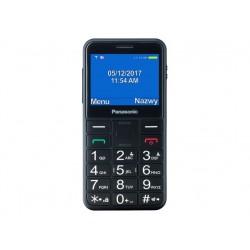 Panasonic KXTU150 TELEFON DLA SENIORA Czarny