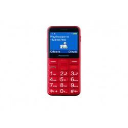 Panasonic KXTU150 CZERWONY  TELEFON DLA SENIORA