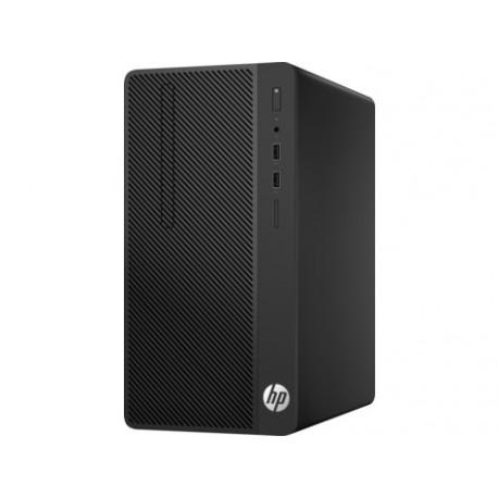 HP Desktop 290MT G1 i3-7100 / 500GB / 4GB / DVD / Win10P  1QM93EA