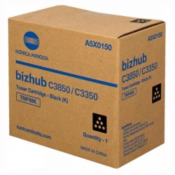 Konica Minolta oryginalny toner A5X0150, black, 10000s, TNP48K, Konica Minolta Bizhub C3350, C3850