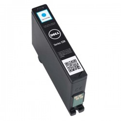 Dell oryginalny ink 59211813, 55K2V, cyan, 700s, extra duża pojemność, Dell V525W, V725W