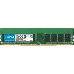 Crucial Pamięć serwerowa DDR4  16GB|2666(1*16) ECC CL19  DIMM DRx8