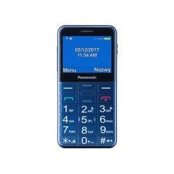 Panasonic Telefon dla seniora KXTU150 niebieski