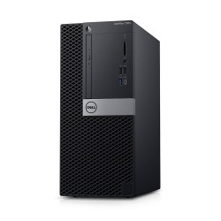 Dell Komputer Optiplex 7060MT W10Pro i78700|16GB|512GB|Intel UHD 630|DVD RW|KB216|MS116|vPro|3Y NBD