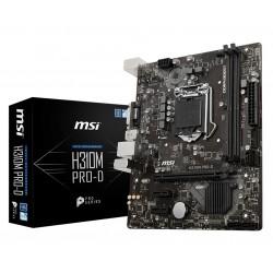 MSI H310M PROD s1151 2DDR4 DVID|USB3 UATX