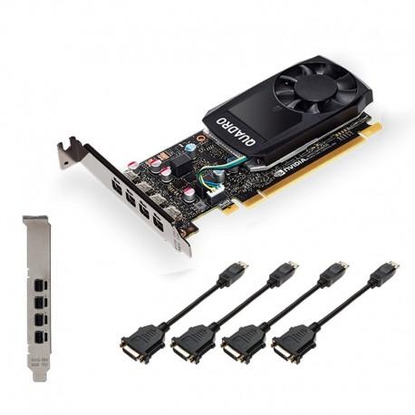 PNY Quadro P620 2GB DVI VCQP620DVIPB