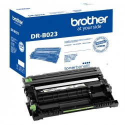 Brother oryginalny bęben DRB023, black, 12000s, Brother DCPB7520DW, HLB2080DW, MFCB7715DW