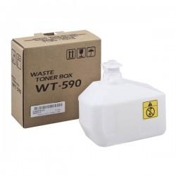 Kyocera oryginalny pojemnik na zużyty toner WT590, 15000s, 302KV93110, Kyocera FSC2026MFP|C2126MFP|C2626MFP, P6021cdn|P6026cdn