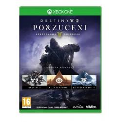 Activision Gra Xbox One Destiny 2 Porzuceni Legendarna Edycja