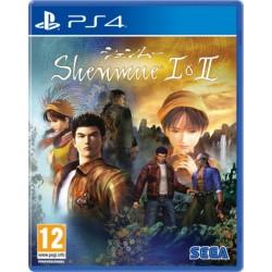 Cenega Gra PS4 Shenmue I & II