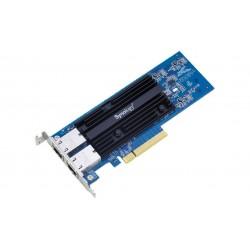 Synology Karta sieciowa E10G18T2 10GBASET Dual Port PCIE