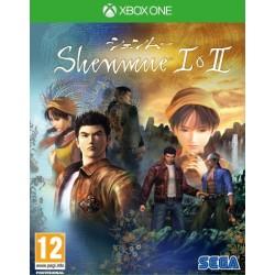 Cenega Gra Xbox One Shenmue I & II