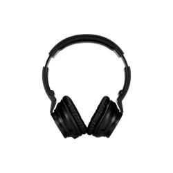 Czarne słuchawki przewodowe HP H3100
