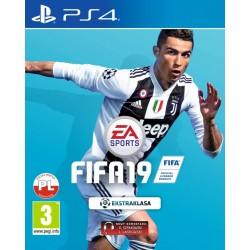 EA Gra PS4 FIFA 19