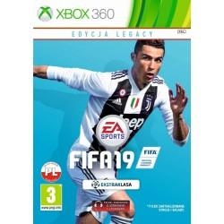 EA Gra Xbox 360 FIFA 19 Legacy