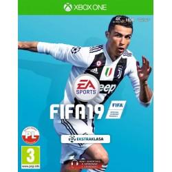 EA Gra Xbox ONE FIFA 19