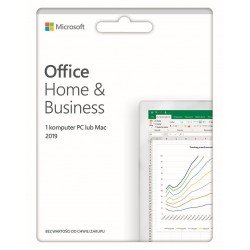 Microsoft Office Home&Business 2019 PL Win|Mac 32|64bit T5D03205