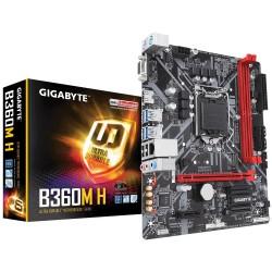 Gigabyte Płyta główna B360M H s1151 2DDR4 DSUB|HDMI|M.2|USB3.1 uATX