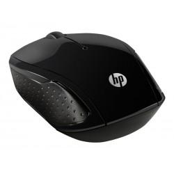 HP Mysz 200 Black Wireless Mouse