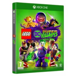 Cenega Gra Xbox One Lego Super Złoczyńcy