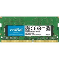Crucial Pamięć DDR4 SODIMM 4GB|2666 CL19 SR x8