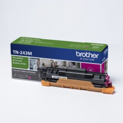 Brother oryginalny toner TN243M, magenta, 1000s, Brother DCPL3500, MFCL3730, MFCL3740, MFCL3750