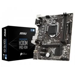 MSI Płyta główna H310M PROVDH PLUS S1151 2DDR4 VGA|DVI|HDMU uATX