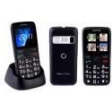 OVERMAX Telefon dla seniora Vertis 2211 + stacja dokująca
