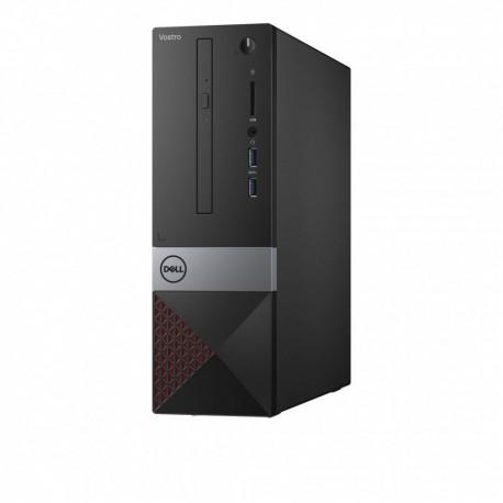 Dell Komputer Vostro 3470SFF Win10Pro i38100 128GB 4GB DVDRW Intel UHD 630 KB216 MS116 3Y NBD