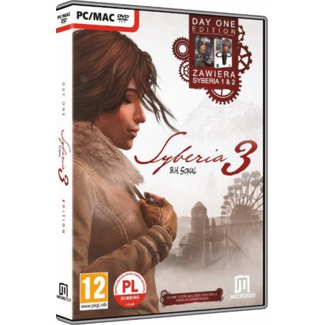 CD Projekt Gra PC Syberia 3
