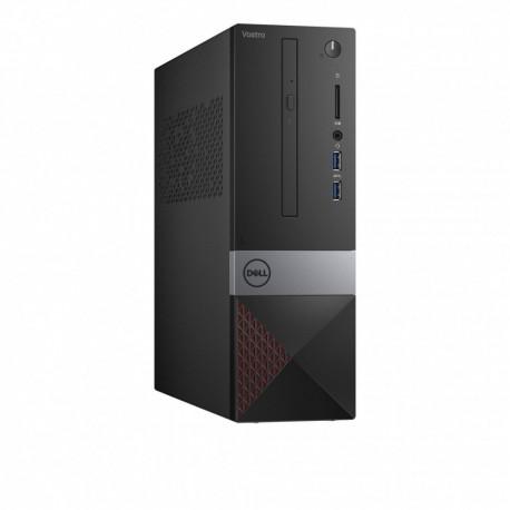 Dell Komputer Vostro 3470SFF Win10Pro i38100|1TB|4GB|DVDRW|Intel UHD 630|KB216|MS116|3Y NBD
