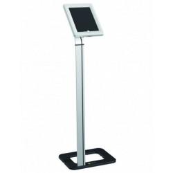 Techly Uniwersalny stojak podłogowy do iPad i tabletów 9,710,1 cali z zamkiem