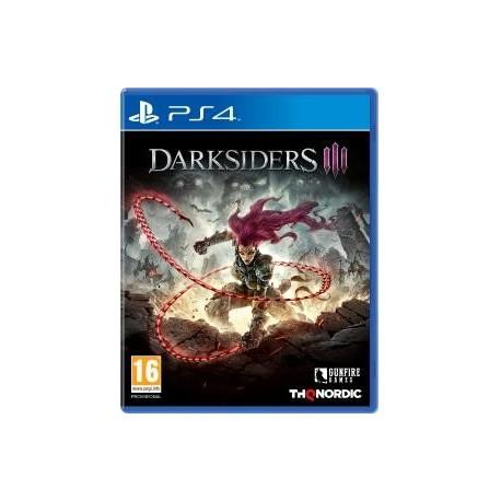Cenega Gra PS4 DARKSIDERS 3