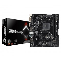 ASRock Płyta główna A320M-HDV R3.0 AM4 2DDR4 DSUB/DVI/HDMI/m.2 mATX