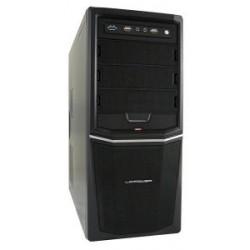 LCPOWER OBUDOWA CASEPRO924B|BZ MIDITOWER FRONT 1X USB 3.0 1 X USB 2.0 HDAUDIO CZARNA SIATKA