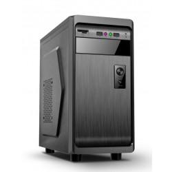 Gembird Obudowa Mni Tower ATX Fornax100 USB 3.0 Czarna