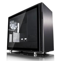 Fractal Design Define R6 Black TG 3.5|2.5drive brackets eATX|uATX|ATX|ITX
